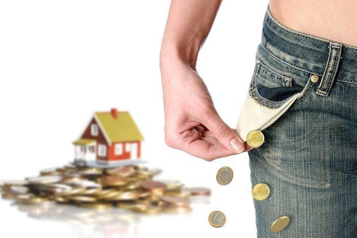 Er dit lån uden sikkerhed, så kan banken ikke tage hus eller andre værdier fra dig.